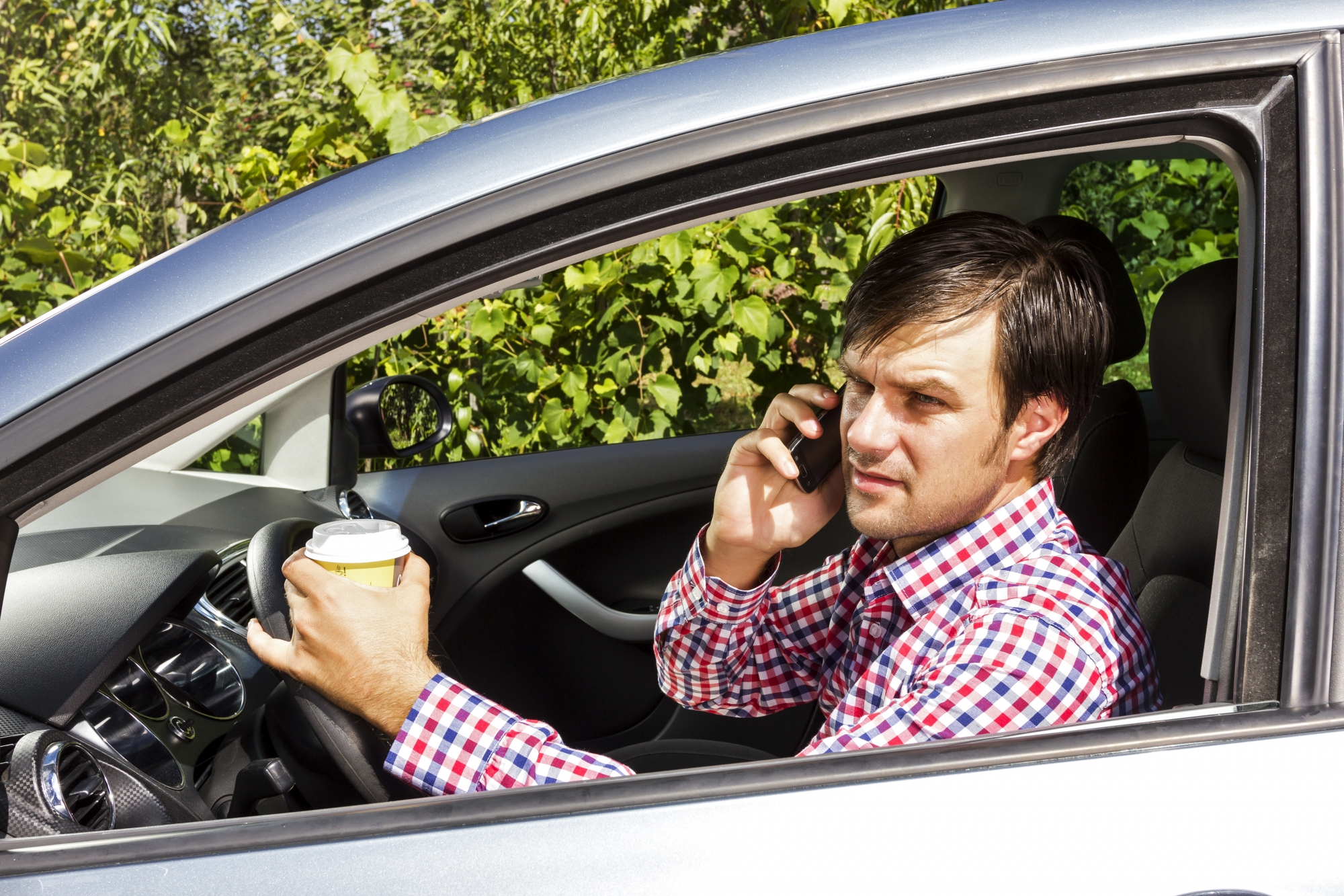 Distracted Driving Lawyer in Greensboro