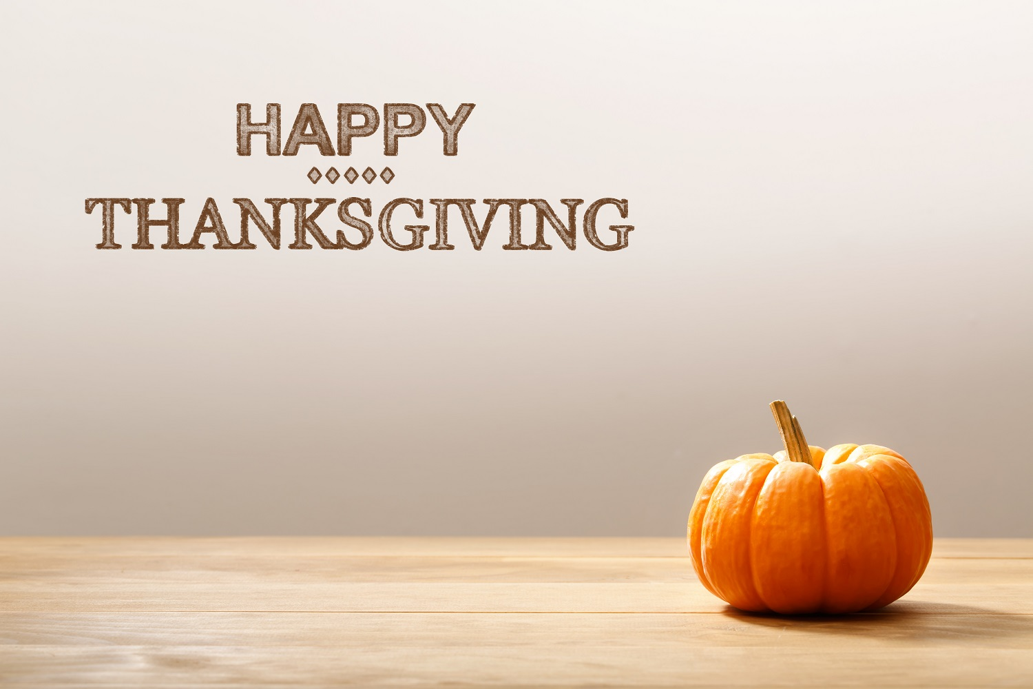 Happy Thanksgiving from our Greensboro Personal Injury Team