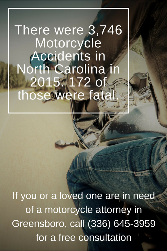 Motorcycle Accident Lawyer Greensboro NC