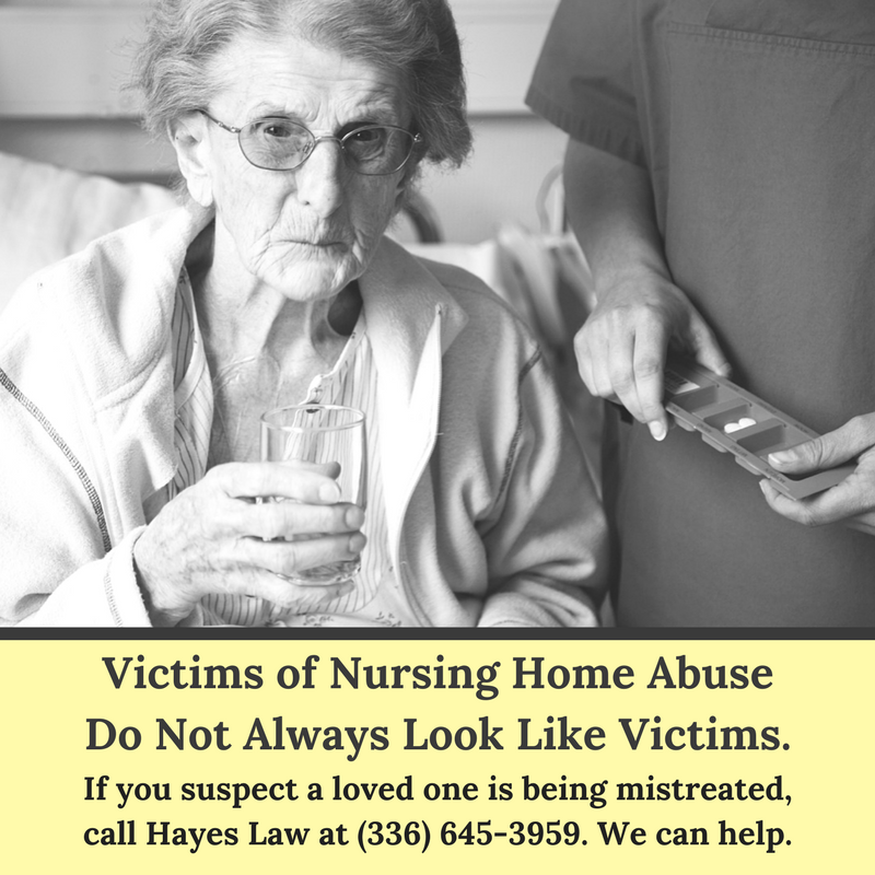 Greensboro Nursing Home Abuse Lawyer