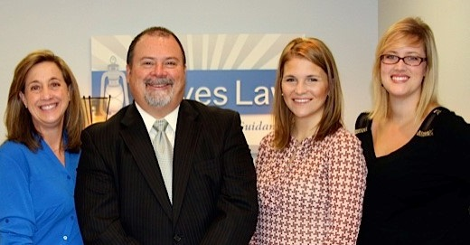 Legal Team at Hayes Law | Greensboro