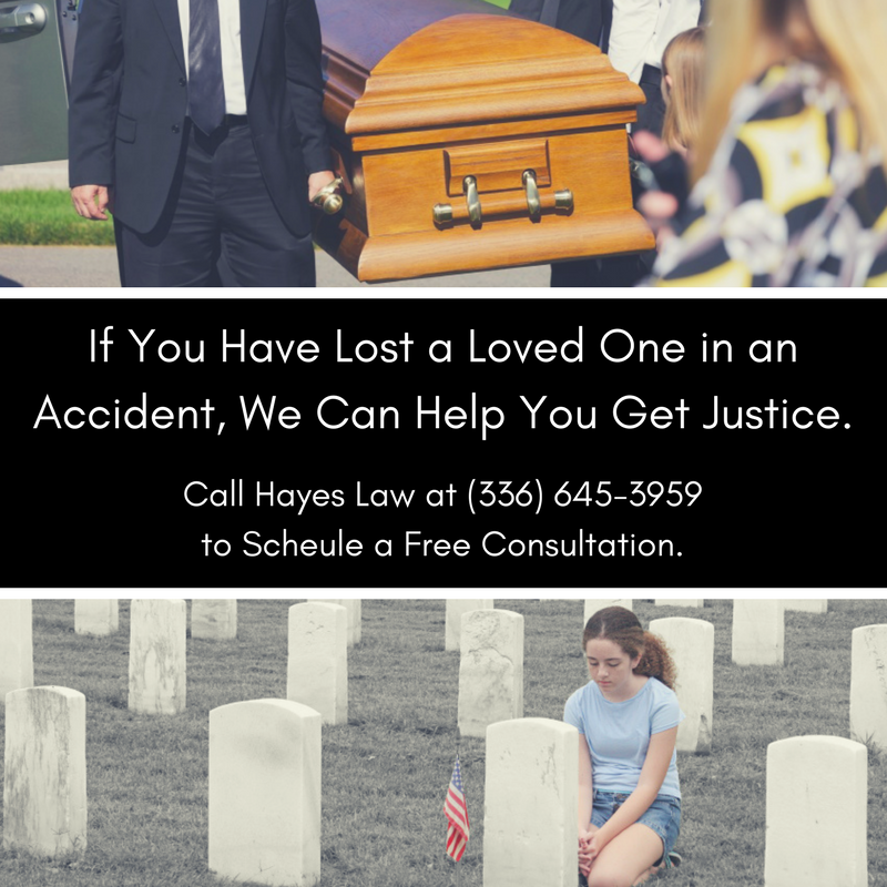 Greensboro Wrongful Death Lawyer