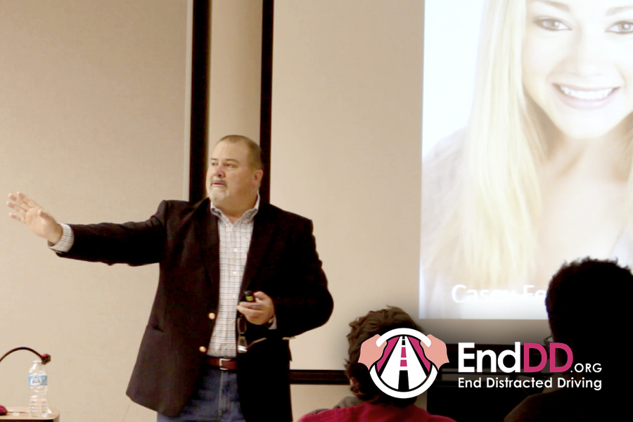 Marcus Hayes - End Distracted Driving Presentation