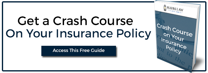 Insurance Policy Crash Course - Download - Hayes Law